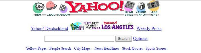 Marketing en Yahoo