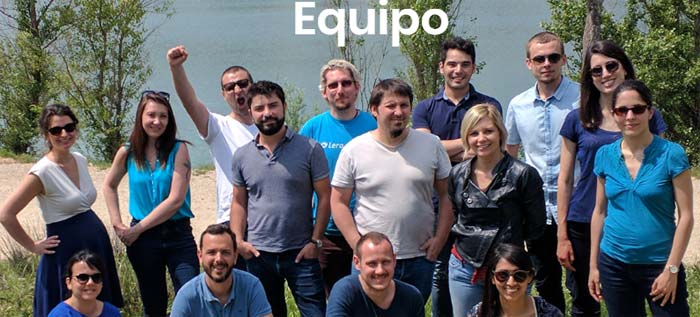 Equipo Appvizer